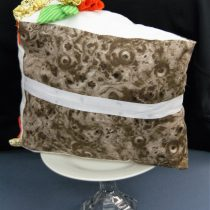fabric cake trophy